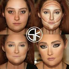 decorkiki the work of samer a khouzam make up artist this is actually an amazing exle of where to contour and highlight make up is