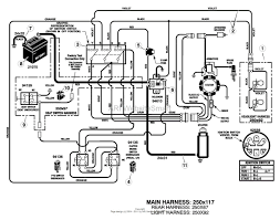 Riding lawn mower starter solenoid wiring diagram wiringdiagram org and for
