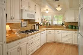 White Kitchen Backsplash Kitchen Awesome White Marble Beveled Subway Kitchen Backsplash