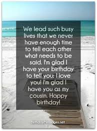 Cousin Birthday Quotes Enchanting Cousin Birthday Wishes Birthday Messages For Cousins Christian
