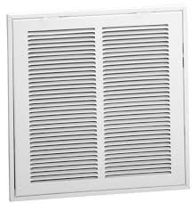 Filter Grill Sizing Chart