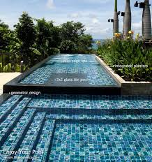 great modern pool tile floor creative swimming design and room plan using glass idea waterline deck