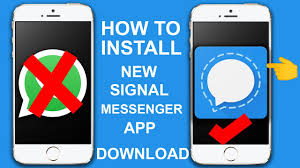 How to Download Signal App - How to install Signal app | How to Set-up  Signal Private Messenger App - YouTube