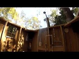 diy the ultimate outdoor shower