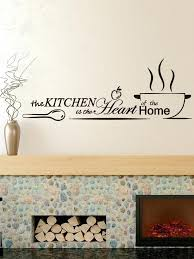 kitchen letters for wall home wall sticker simple modern kitchen letters pattern wall art wall
