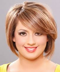 Hair Style For Fat Woman short haircuts for fat women hairstyles for chubby faces and wavy 2981 by wearticles.com