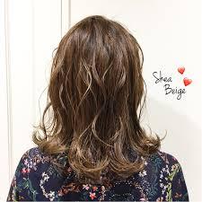 髪が太い硬い多い人におすすめカラー お気に入りのシアベージュ