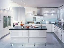 Small Picture 10 best Kitchen ideas images on Pinterest White gloss kitchen