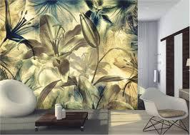 Selber Gestalten Fototapete Designen Foto Tapeten Blumen