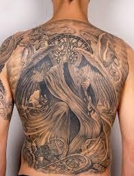 Tattoo Tattoo Tattoos Angle Tattoo и Grim Reaper Tattoo