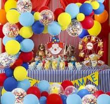 80 шт красочный <b>набор воздушных шаров</b> набор воздушные ...