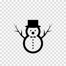 Snowman black and white clipart | free download on clipartmag. Snowman Computer Icons Snowman Transparent Background Png Clipart Hiclipart