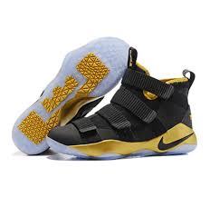lebron gold. 2017 lebron soldier 11 new shoes gold black a
