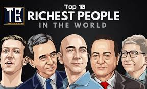 Top 10 richest people in the world 1 ...