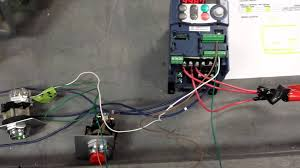 start stop wiring diagram how to wire a start stop contactor Electrical Starter Wiring Diagram fugi inverter starter wiring start stop youtube start stop wiring diagram fugi inverter starter wiring start electrical motor starter wiring diagram