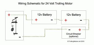 wiring diagram for 12 24 volt trolling motor yhgfdmuor in 24 24 volt trolling motor wiring with charger at 12 24 Volt Wiring Diagrams