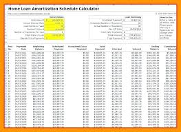 amortization loan calculator mortgage schedule spreadsheet create a loan amortization schedule in