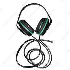 Mri safe noise reduction headphone for mri patient stereo systems