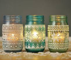 How To Decorate Canning Jars Mason Jar Holiday Decor POPSUGAR Home 13