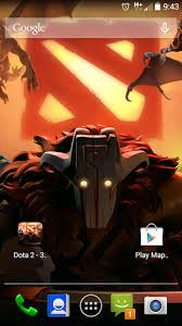 dota 2 3d live wallpaper for android free download on mobomarket