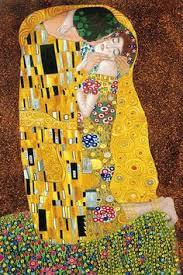 the kiss gustav klimt win a framed 8 x10 painting for your love