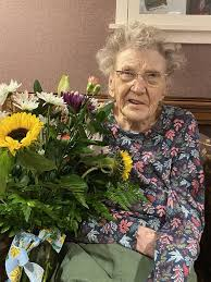 COVID diagnosis doesn't slow down 103-year-old