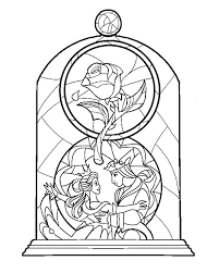 Stained Glass Coloring Pages Printable P5672 Stained Glass Coloring