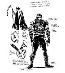 He has been played by wrestler mark callaway since 1991. Rare Undertaker Sketches Photos Wwe