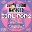 Party Tyme Karaoke: Girl Pop, Vol. 2 [DVD] album by