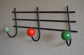 Golf Ball Coat Rack Gorgeous Vintage Coat Rack With Ball Hooks 32s For Sale At Pamono