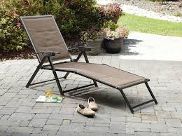simple patio furniture chaise lounge
