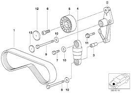 Bmw m50 m52 engine ac v belt tensioner bracket 1720675 ebay img 050712 1837a 290754653572 m52 engine diagram m52 engine diagram