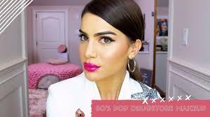 80 s pop makeup