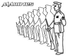 Army Soldier Coloring Pages Classic Style Army Coloring Pages To