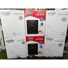Bếp điện từ Sunhouse SHD6147, SHD6148, SHD6149 (cơ), SHD6800 (cảm ứng) và  SHD6801 (cảm ứng), tặng nồi lẩu inox 26cm - Bếp điện kết hợp Thương hiệu  SUNHOUSE