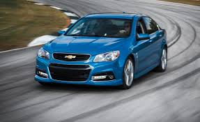 2015 Chevrolet SS Manual Instrumented Test – Review – Car and Driver