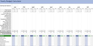 Budget To Actual Template Free Annual Operating Budget Templates Invoiceberry