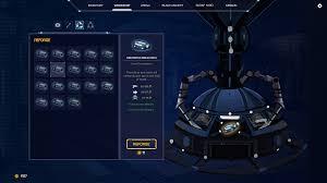 Rpg Game Ui Design Craft Ui Design Image Robothorium Tactical Revolution