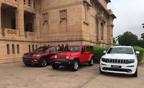 new car launches in chennaiJeep Grand Cherokee And Wrangler Unlimited Launched In India