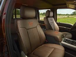 2016 ford f 250 king ranch super duty interior