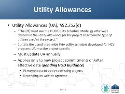 Home Update Match Utility Allowance Subsidy Income Rent