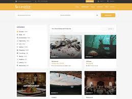screenshot screenshot lavalite yellow pages php script in laravel