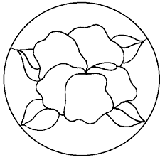 Stained Glass Flower Patterns Classy Stepping Stone Patterns Stained Glass Stepping Stones