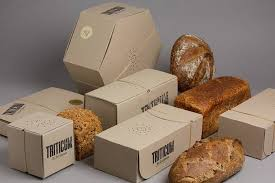<b>Упаковка для выпечки</b> пекарни Triticum
