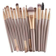 mykady professional 15pcs makeup brushes set
