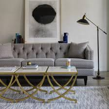Living Room Color Schemes Grey Couch Grey And Gold Living Room Yes Yes Go