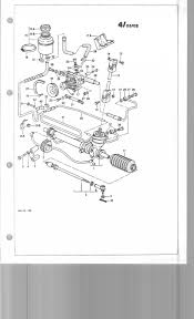 pelican parts porsche 944 parts listings diagrams steering rack