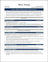 sample hr resumes collecting academic systems traditional resume sample human resources resumes