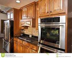 New Modern Kitchen New Modern Kitchen Appliances Stock Photos Image 9914513