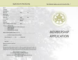 Application For Membership Membership Application Nebraska Arborists Association